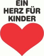 Sport - Logo Ein Herz für Kinder
