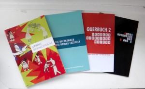 Schreibwerkstatt Bücher 2014