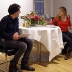 LeseZeit - Raphael Koeb und Antje Otterson