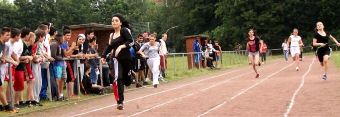 Sport Bundesjugendspiele