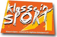 Sport - Logo Klasse in Sport