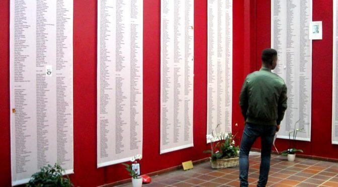 Besuch in der KZ-Gedenkstätte Neuengamme