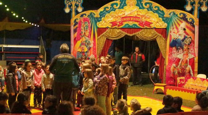 Circus zum Mitmachen