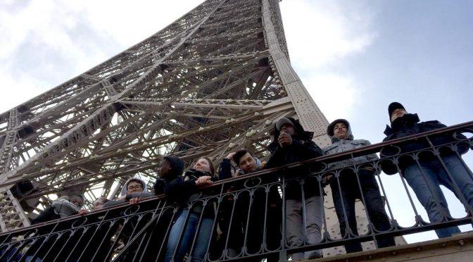 Lernort: Paris