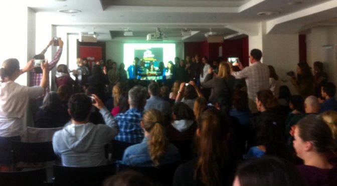 Erfolgreiche Teilnahme am spanischen Vorlesewettbewerb