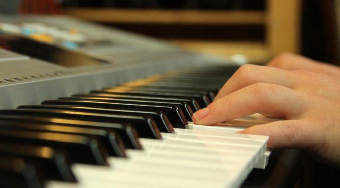 Anmeldung für die Musikklassen im neuen Jahrgang 5