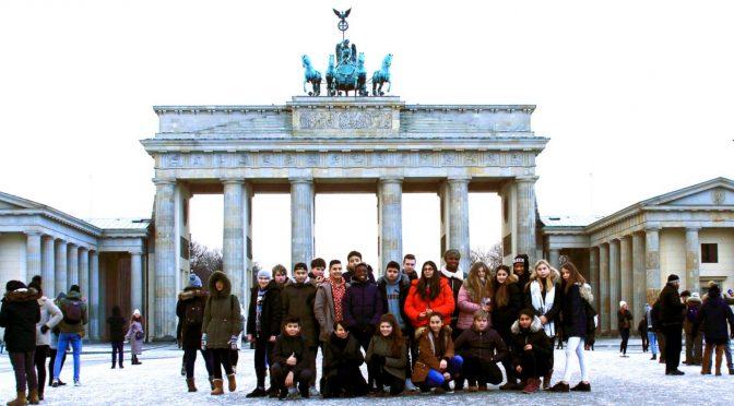 Kleine Klassenreise nach Berlin