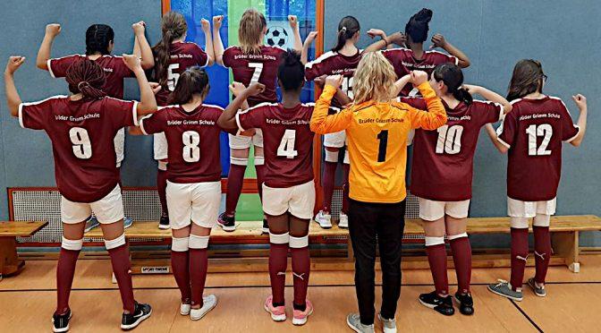 Mädchenfußball – Achtbar geschlagen!